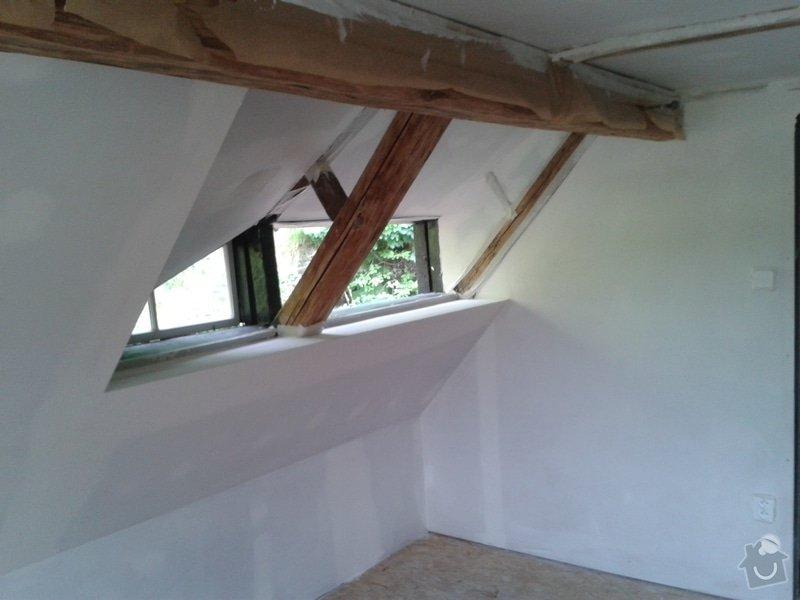 Výrobu a instalaci dřevěných zárubní, dveří a atypického okna: 20130622_190432_1_