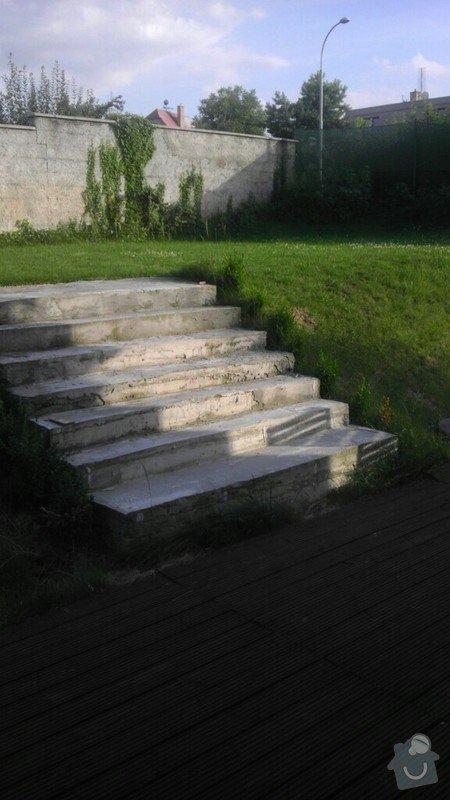 """""""estetická"""" oprava zahr. schodů: IMAG0292"""
