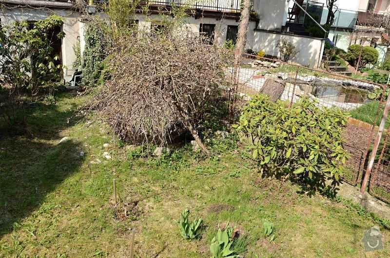 Revitalizace jezírka, skalky a záhonů v horní části zahrady: puvodni_stav_zahonu_nad_skalkou_3