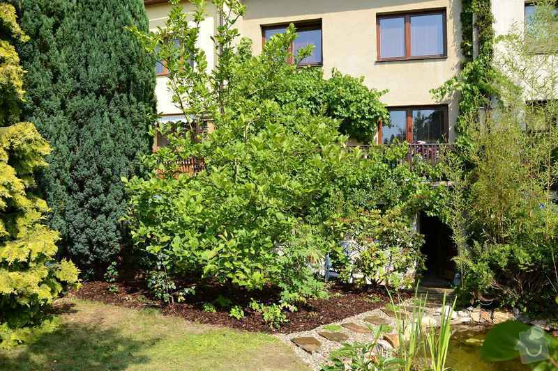 Revitalizace jezírka, skalky a záhonů v horní části zahrady: horni_zahrada_po_revitalizaci_2