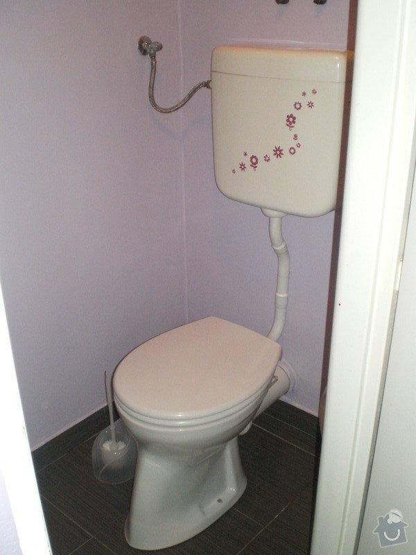 Výměna WC: IMGP_WC