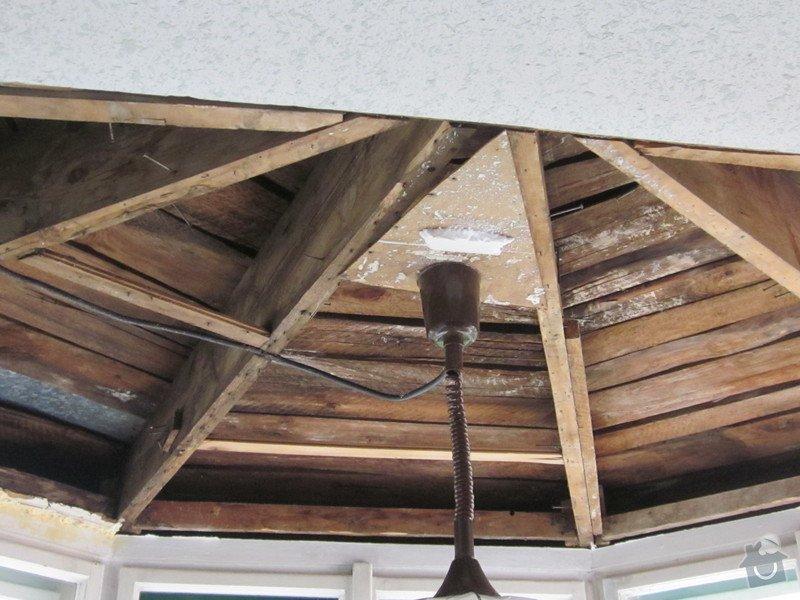 Tesařské práce - nový krov : IMG_4019