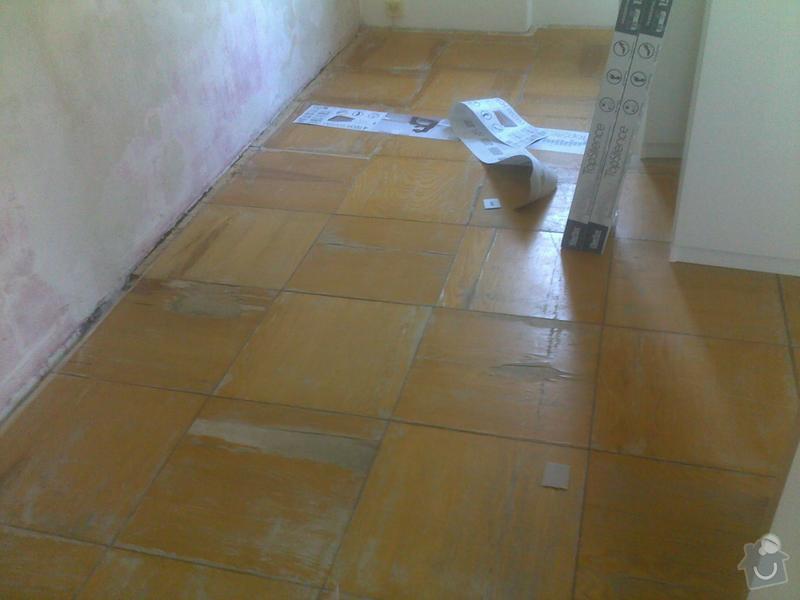 Plovoucí vinylová podlaha na HDF desce: 17072013573