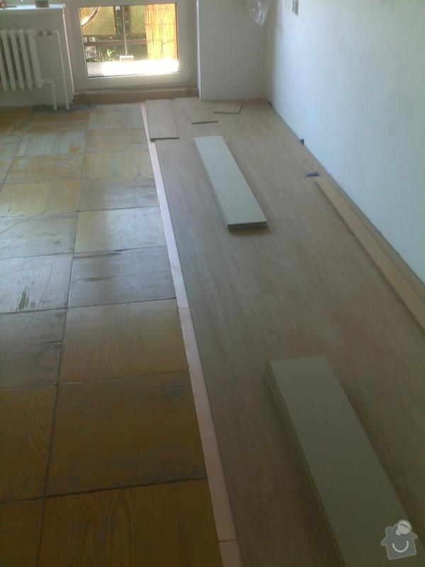 Plovoucí vinylová podlaha na HDF desce: 17072013576