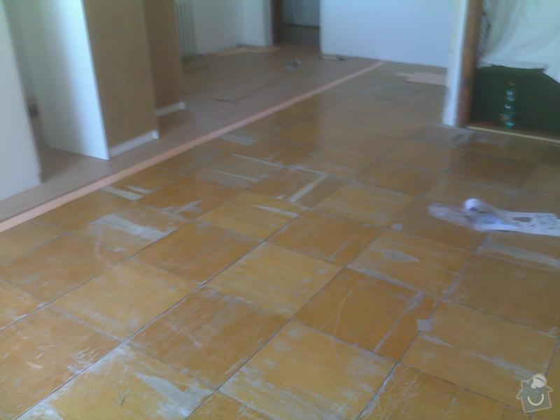 Plovoucí vinylová podlaha na HDF desce: 17072013578