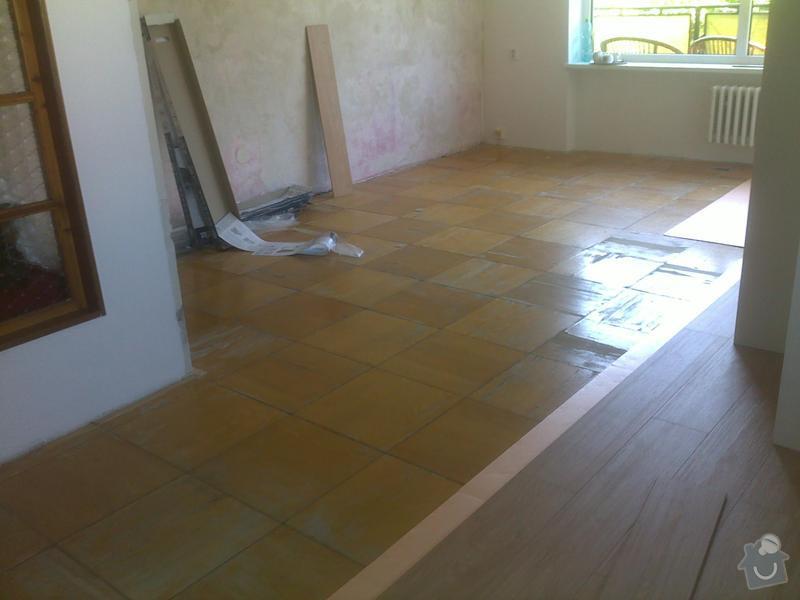 Plovoucí vinylová podlaha na HDF desce: 17072013579