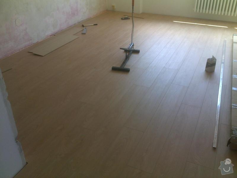 Plovoucí vinylová podlaha na HDF desce: 17072013580