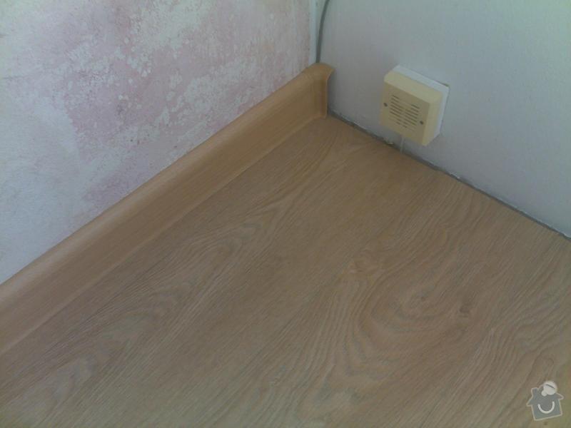 Plovoucí vinylová podlaha na HDF desce: 17072013581