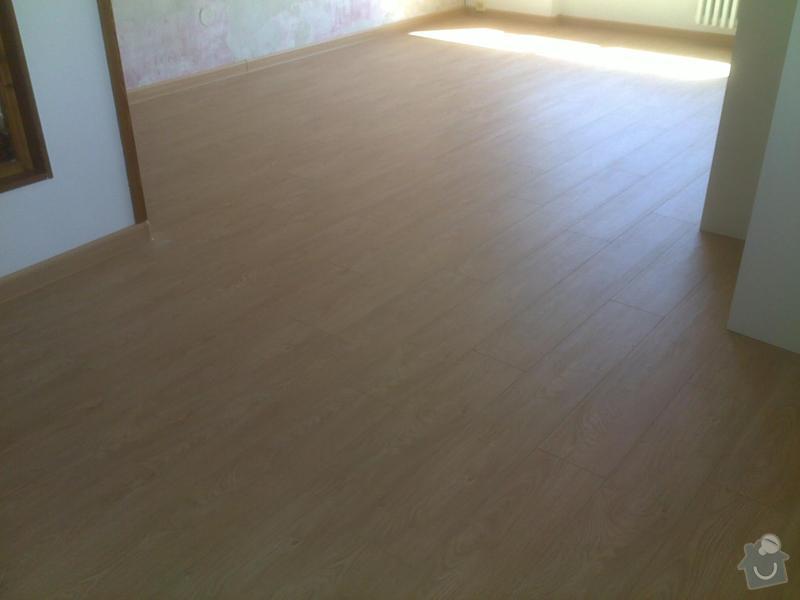 Plovoucí vinylová podlaha na HDF desce: 17072013582