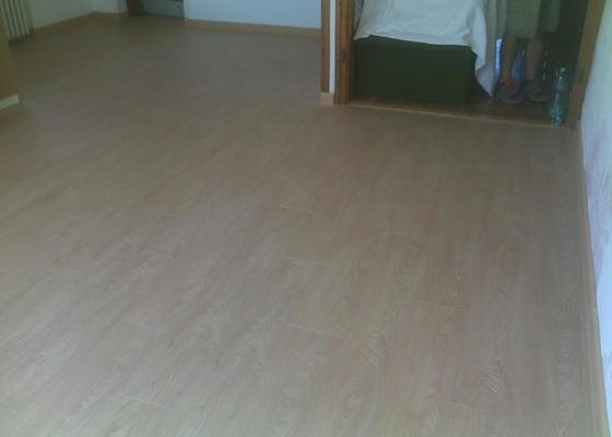 Plovoucí vinylová podlaha na HDF desce
