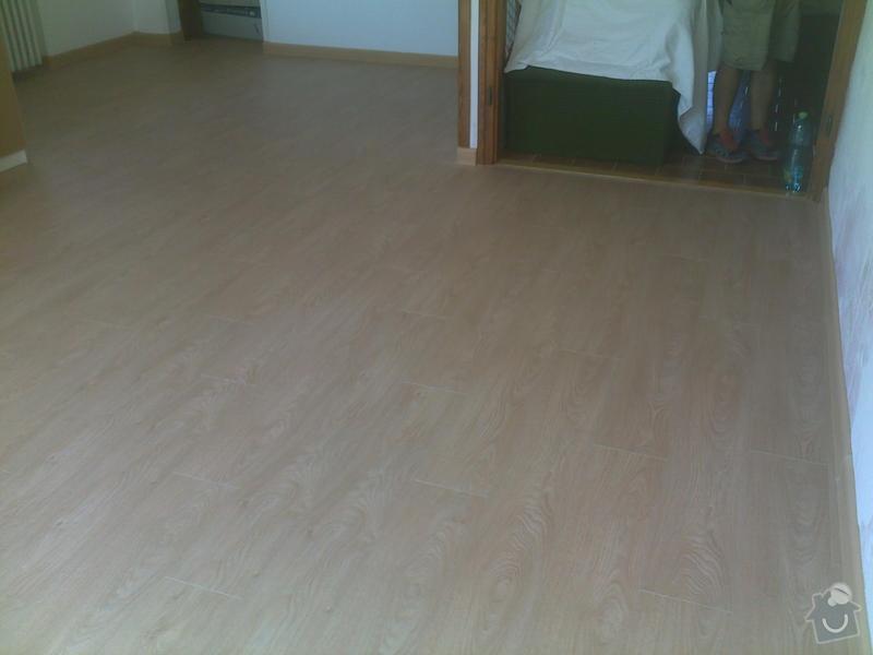Plovoucí vinylová podlaha na HDF desce: 17072013584