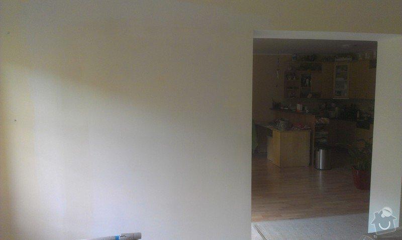 Zednické práce, truhlářské práce : IMAG2093