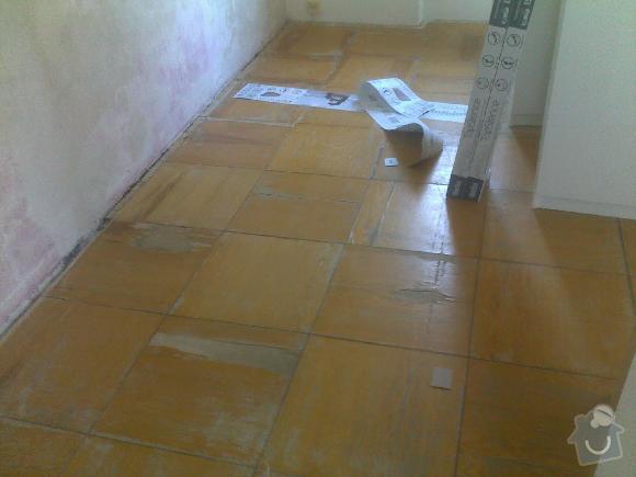 Montáž plovoucí vinylové podlahy Gerflor: sokolnice1