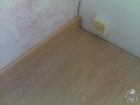 Montáž plovoucí vinylové podlahy Gerflor: sokolnice6