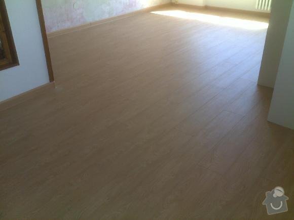 Montáž plovoucí vinylové podlahy Gerflor: sokolnice7