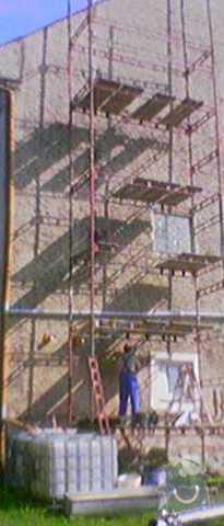 Stavba komínu: 05082011221