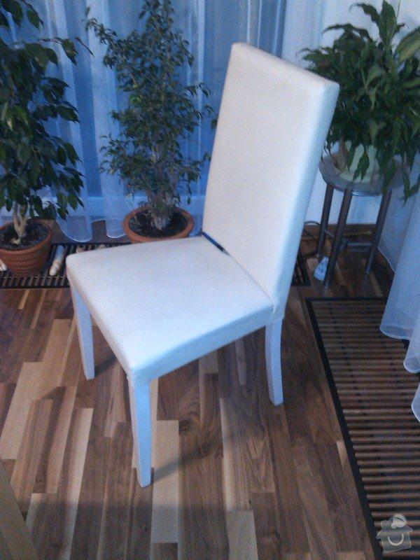 4 židle potažené koženkou: IMG_20130714_212726