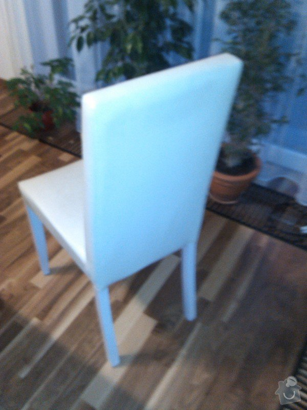 4 židle potažené koženkou: IMG_20130714_212735