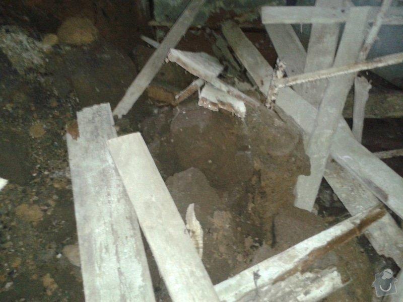 Renovace sklepa: 20130710_172600