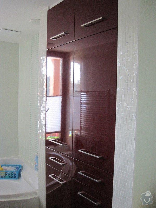 Zařízení interiéru- kuchyně, vestavěné skříně, jídelna, ložnice: IMG_1777