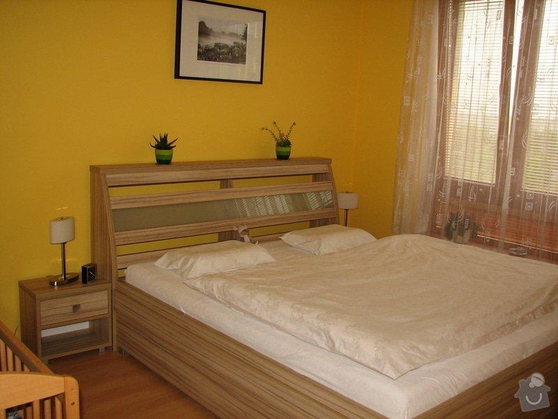 Zařízení interiéru- kuchyně, vestavěné skříně, jídelna, ložnice: IMG_8005