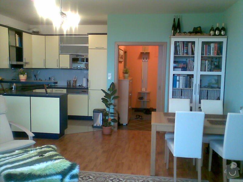 Zařízení interiéru- kuchyně, vestavěné skříně, jídelna, ložnice: Snimek_023