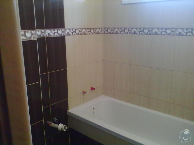 Rekonstzrukce Koupelny,wc,kuchyně: 44