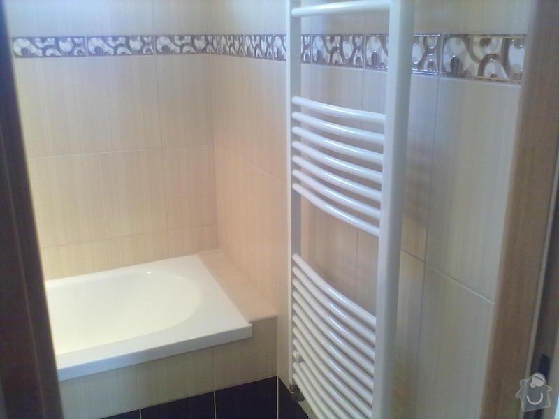 Rekonstzrukce Koupelny,wc,kuchyně: 55