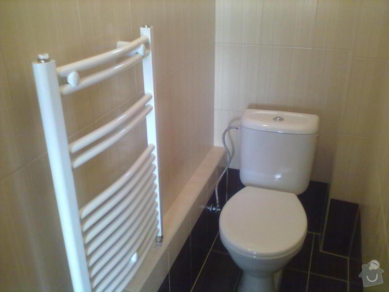 Rekonstzrukce Koupelny,wc,kuchyně: 28