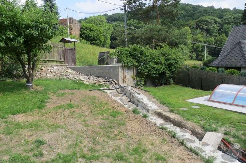 Pokladka dlazby, terenni uprava, venkovni schody: IMG_1540-1600
