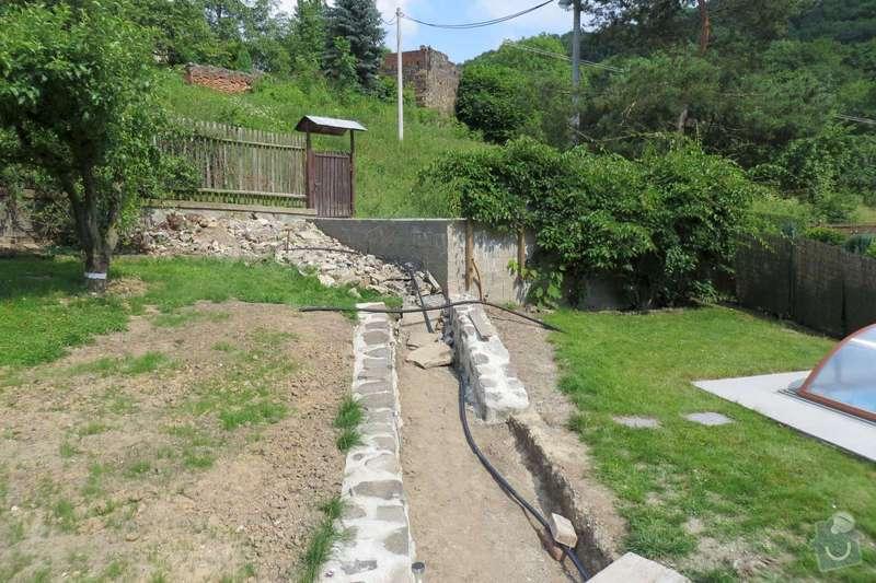 Pokladka dlazby, terenni uprava, venkovni schody: IMG_1541-1600
