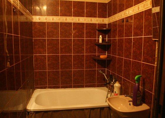 Rekonstrukce koupelny a topení