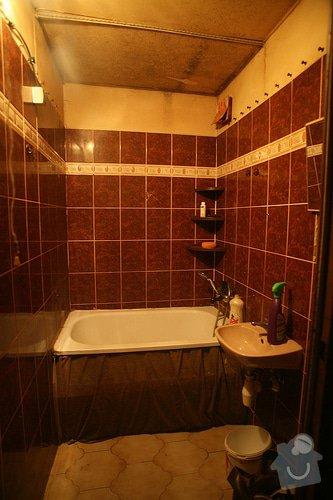 Rekonstrukce koupelny a topení: 8449687839_7c002dab45