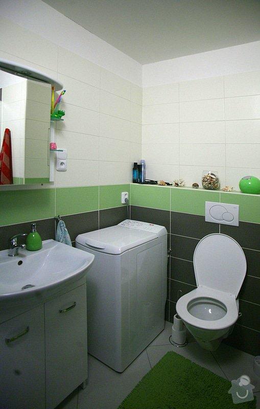 Rekonstrukce koupelny a topení: 8456733586_367602f8d5_c
