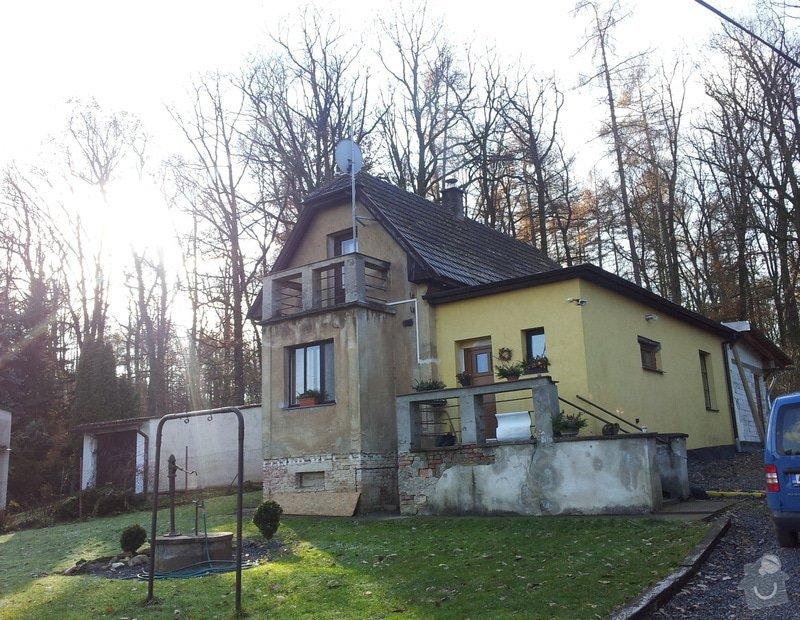 Zhotovení střechy: 20121201_121315