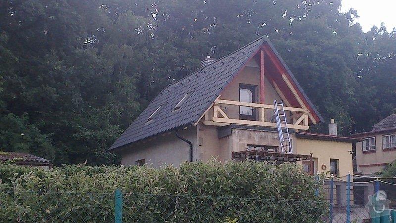 Zhotovení střechy: 2013-07-17-332