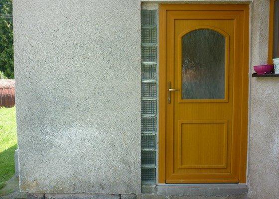 Výměna vchodových dveří