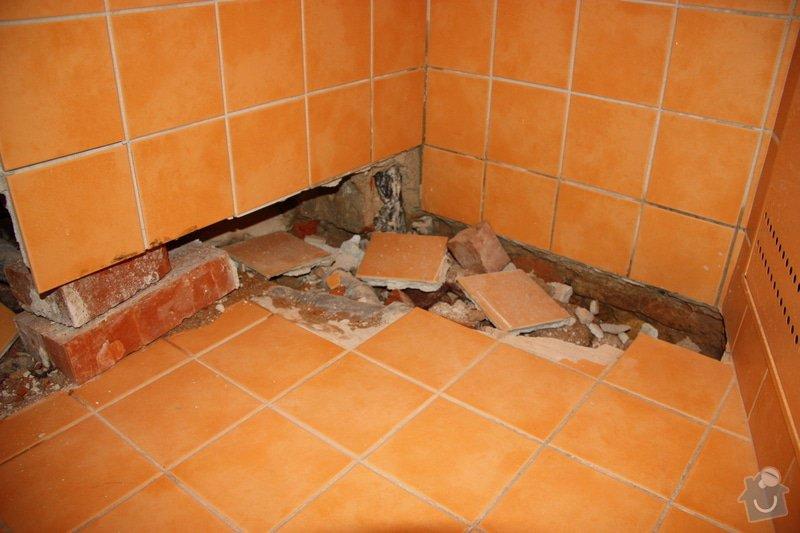 Obkladačské, zednické a instalatérské práce v koupelně: IMG_6608