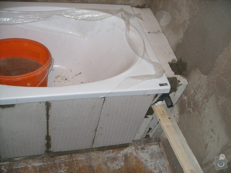 Obložení koupely: SS856723