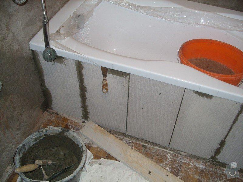 Obložení koupely: SS856724