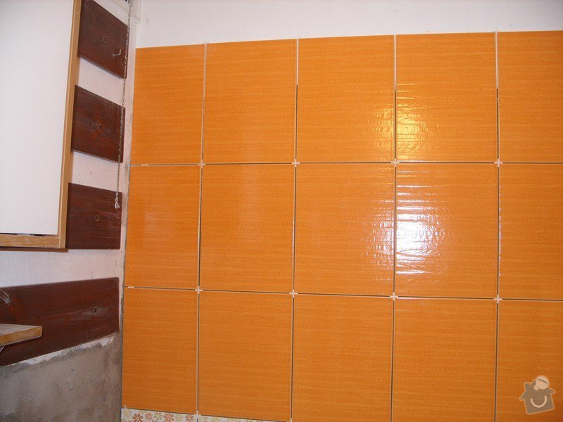 Obložení koupely: SS856729