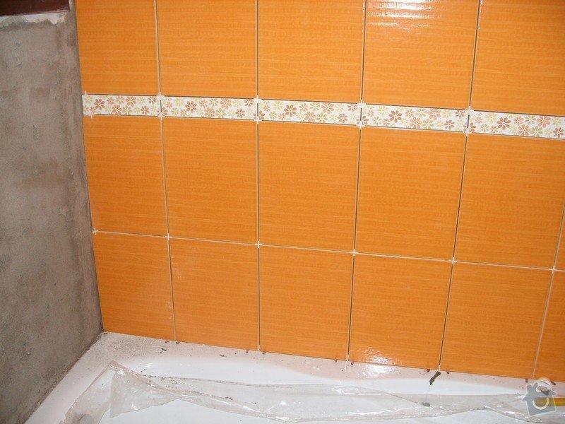 Obložení koupely: SS856732