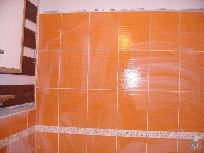 Obložení koupely: SS856733