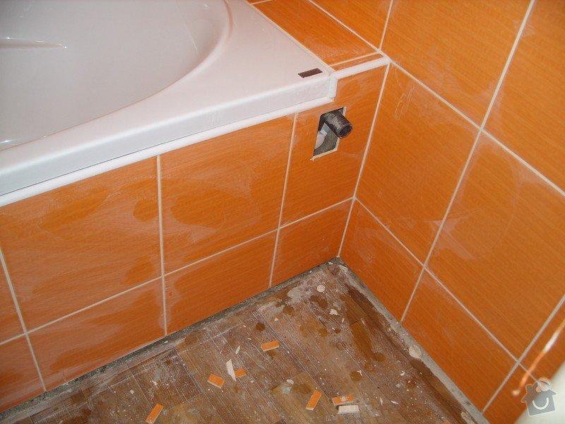 Obložení koupely: SS856736