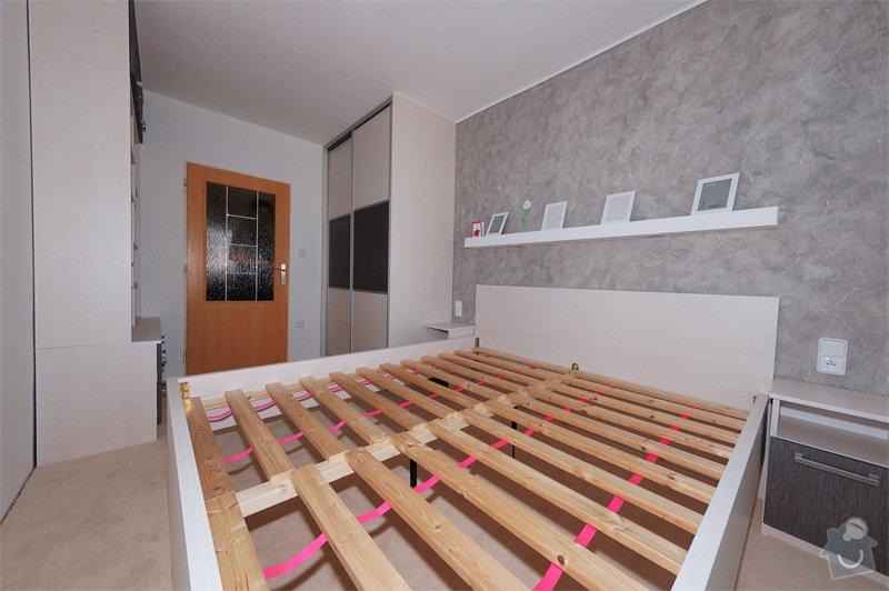 Vybavení ložnice: 20