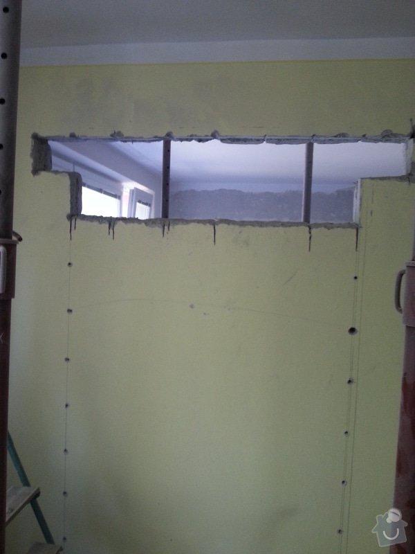 Vyřezání odvoru do panelu (dořezání): 20130724_153334