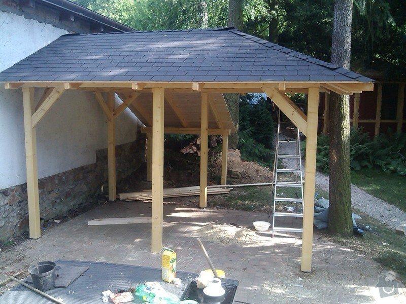 Dřevěný altán na zahradě: IMG_20130720_165703