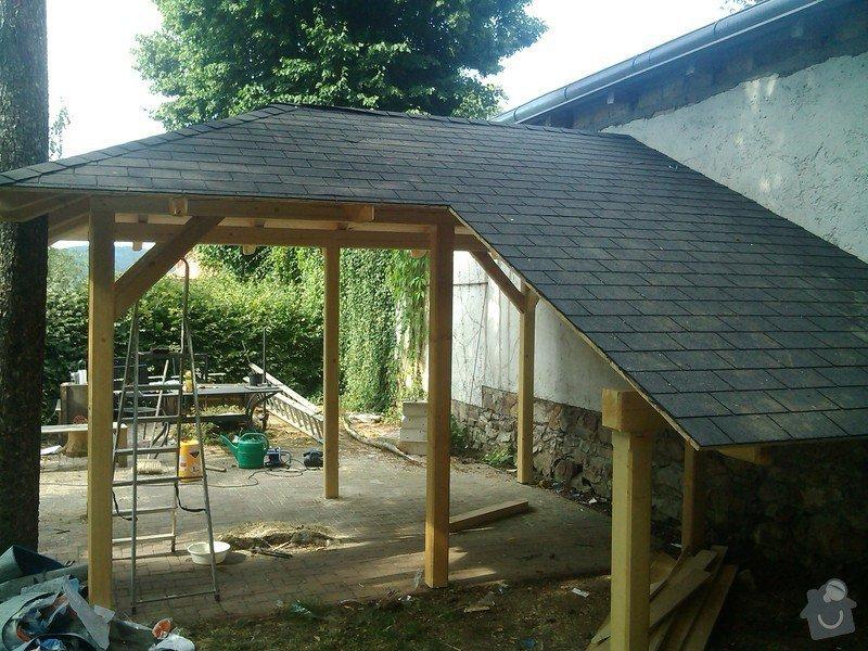 Dřevěný altán na zahradě: IMG_20130720_165638