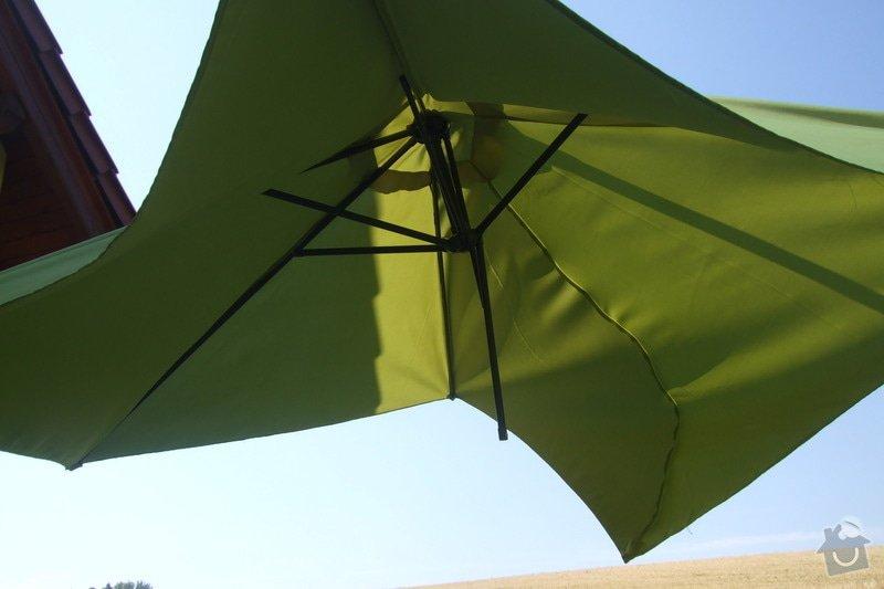 Cenova nabídka na opravu slunečníka: DSCF4458