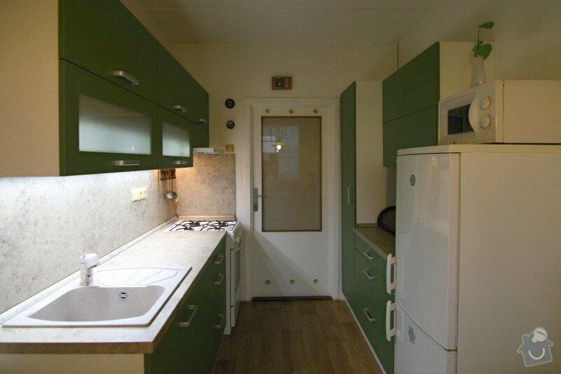 Výroba kuchyně: IMG_5082